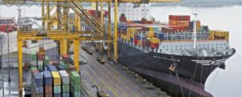 CEPAL: Puertos de Latinoamérica sufren pérdidas en movilización de carga contenerizada a raíz del coronavirus