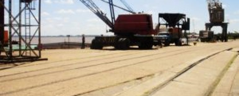 Puerto de Montevideo, Uruguay: Obras del nuevo muelle granelero implicará inversión de US$15 millones
