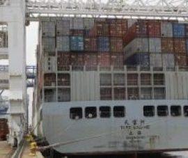 Por efecto del COVID-19, costos de fletes China-Uruguay se multiplicaron por diecisiete veces en apenas seis meses